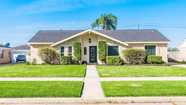 15410 Diana Lane, Houston, TX 77062 (MLS #36794588) :: The Sansone Group