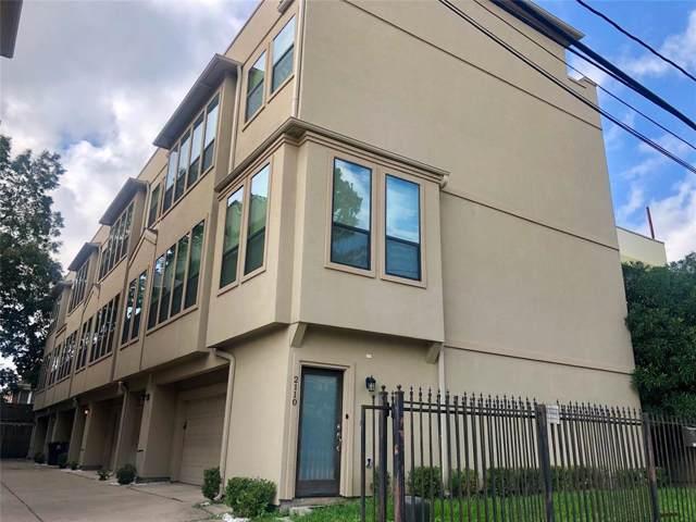 2116 Holman Street, Houston, TX 77004 (MLS #36799023) :: Ellison Real Estate Team