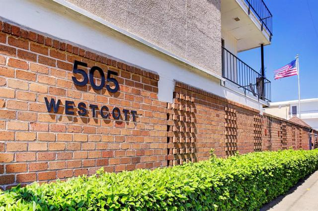 505 Westcott Street #202, Houston, TX 77007 (MLS #36801541) :: Giorgi Real Estate Group