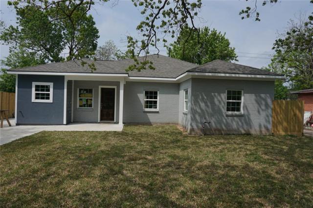7633 Edna Street, Houston, TX 77087 (MLS #36801954) :: Texas Home Shop Realty