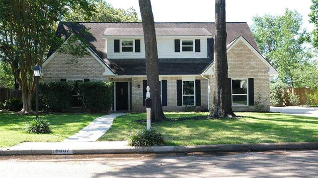 8007 Bent Oak Lane, Spring, TX 77379 (MLS #36804010) :: The Parodi Team at Realty Associates
