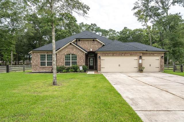 9154 White Tail Drive, Conroe, TX 77303 (MLS #36805372) :: The Freund Group