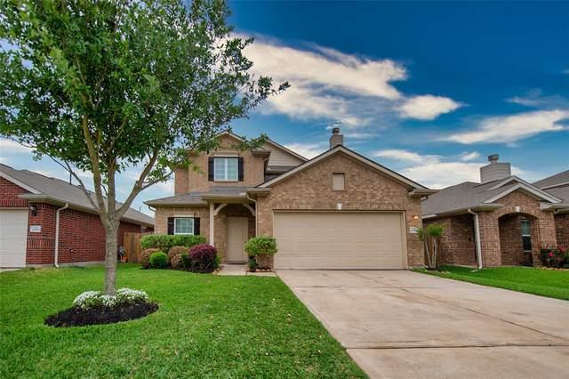 20810 Morgan Knoll Lane, Katy, TX 77449 (MLS #36806786) :: The Sansone Group