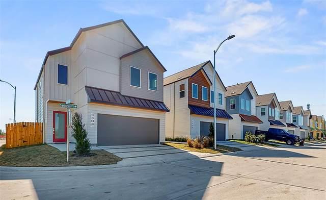 4414 Bora Bora Lane, Houston, TX 77045 (MLS #36808044) :: Caskey Realty
