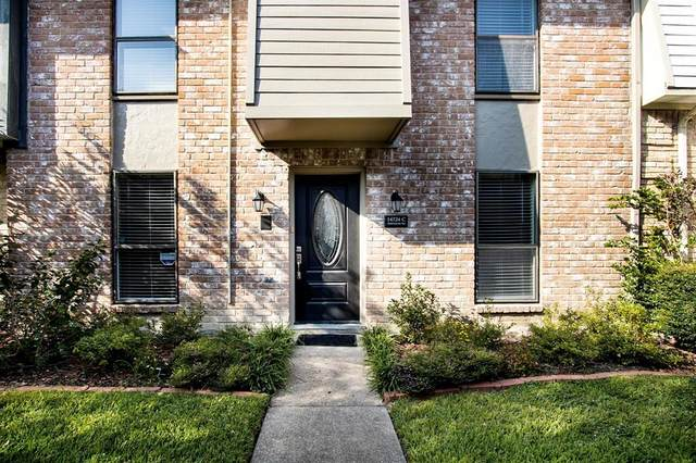 14724 Perthshire Road C, Houston, TX 77079 (MLS #36812773) :: The Bly Team