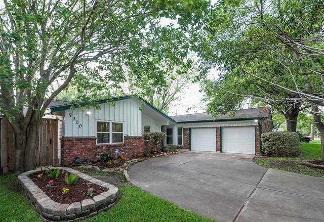 7310 Sandpiper Drive, Houston, TX 77074 (MLS #36813602) :: Caskey Realty