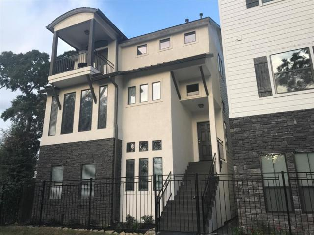 1723 W 14th Street D, Houston, TX 77008 (MLS #36819977) :: Giorgi Real Estate Group