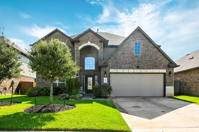 13727 Colwood Court, Richmond, TX 77407 (MLS #36821542) :: The Sansone Group