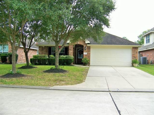21316 Terreton Springs Drive, Porter, TX 77365 (MLS #36827839) :: Guevara Backman