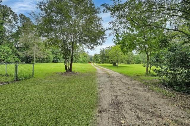 2436 Weir Road, Cleveland, TX 77328 (MLS #36830447) :: The Wendy Sherman Team