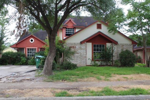 11511 Chariot Drive, Houston, TX 77477 (MLS #36833648) :: Grayson-Patton Team