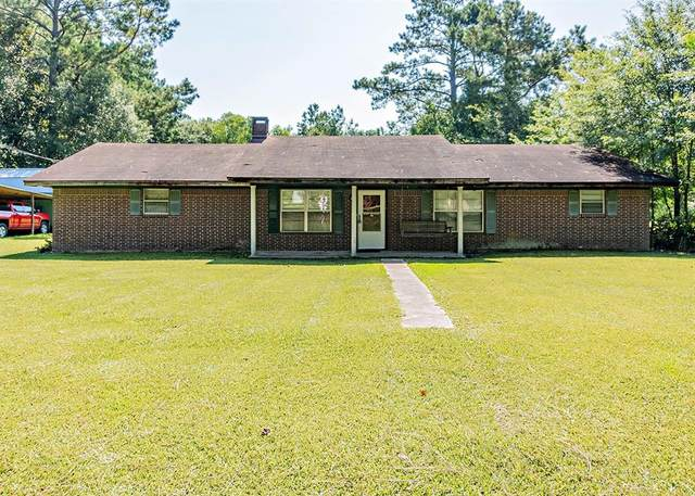 2598 Brenham Road, Silsbee, TX 77656 (MLS #36837903) :: Parodi Group Real Estate