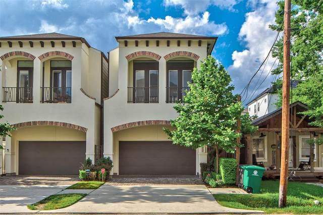 5710 Kiam Street, Houston, TX 77007 (MLS #36839754) :: My BCS Home Real Estate Group