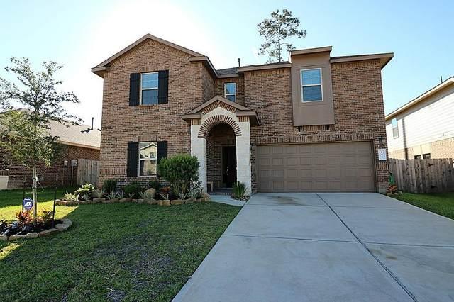 154 Meadow Grove Drive, Conroe, TX 77384 (MLS #36840467) :: CORE Realty