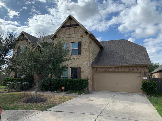 5107 Stone Island Court, Richmond, TX 77407 (MLS #36843707) :: Area Pro Group Real Estate, LLC