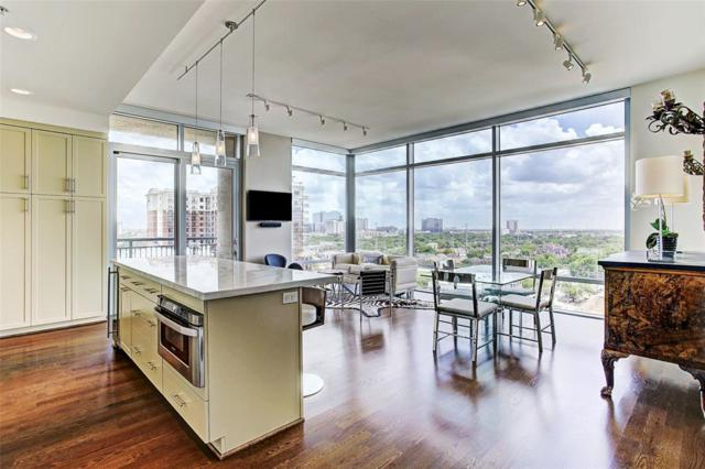2207 Bancroft Street #1205, Houston, TX 77027 (MLS #36844957) :: Giorgi Real Estate Group