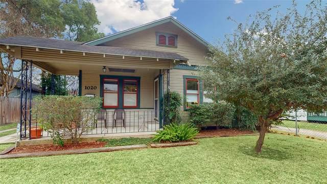1020 E 14th Street, Houston, TX 77009 (MLS #36847237) :: The Home Branch