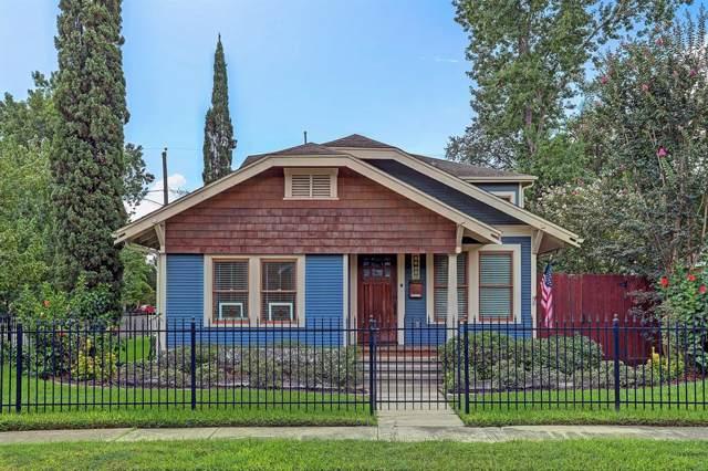 1102 Fugate Street, Houston, TX 77009 (MLS #36849029) :: The Sansone Group