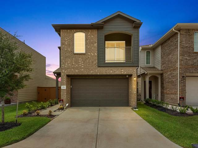 2313 Harmony Glade Lane, Spring, TX 77386 (MLS #36861322) :: The SOLD by George Team