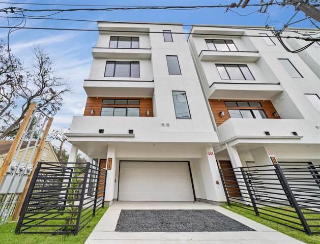 608 Oakley Street, Houston, TX 77006 (MLS #36869602) :: Green Residential