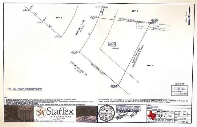 0 Leghorn Avenue, Houston, TX 77040 (MLS #36875636) :: My BCS Home Real Estate Group