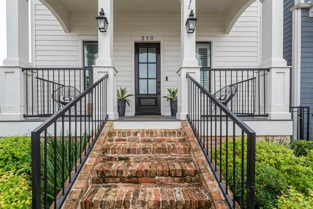 310 W 18th Street, Houston, TX 77008 (MLS #36880935) :: The Bly Team