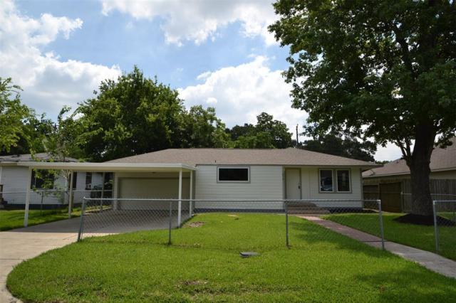 6619 Cadillac Street, Houston, TX 77021 (MLS #36881847) :: The Heyl Group at Keller Williams