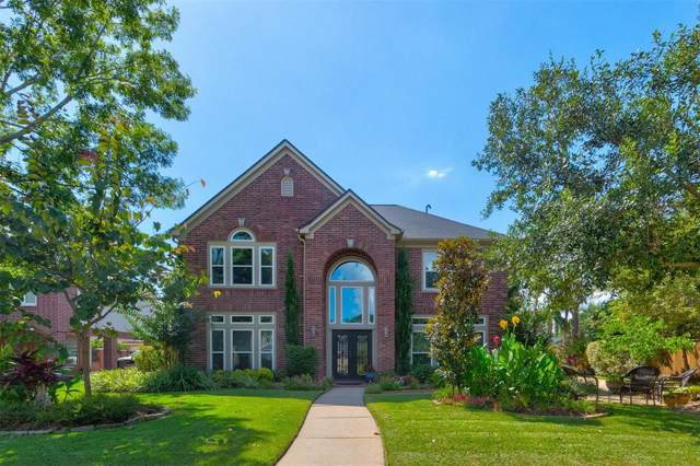 706 Post Oak Court, Friendswood, TX 77546 (MLS #36887020) :: The Jill Smith Team