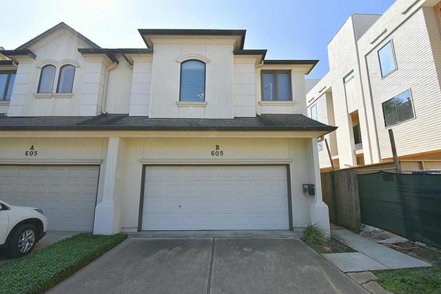 605 W Polk Street, Houston, TX 77019 (MLS #36890741) :: Krueger Real Estate