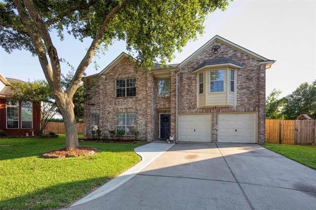 12038 Bunny Lane, Pinehurst, TX 77362 (MLS #36891144) :: The Heyl Group at Keller Williams