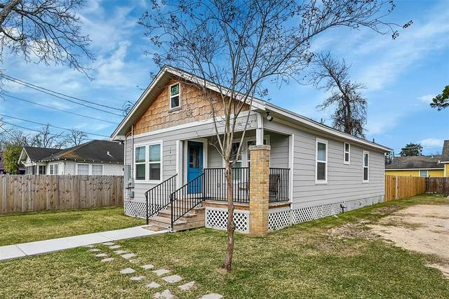 1415 Reid Street, Houston, TX 77022 (MLS #36898914) :: Texas Home Shop Realty