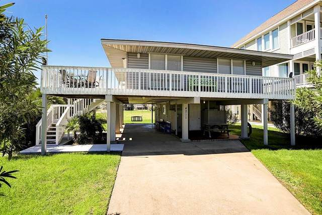 4211 Pirates Drive, Galveston, TX 77554 (MLS #36901028) :: The Parodi Team at Realty Associates