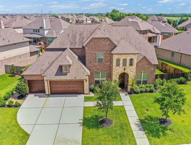 2972 Terrell Cove Lane, League City, TX 77573 (MLS #36905384) :: The Bly Team