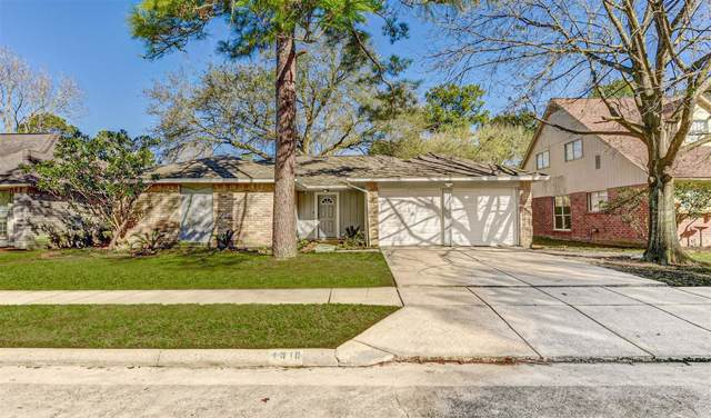 4918 Hennington Drive, Spring, TX 77388 (MLS #36905438) :: The SOLD by George Team