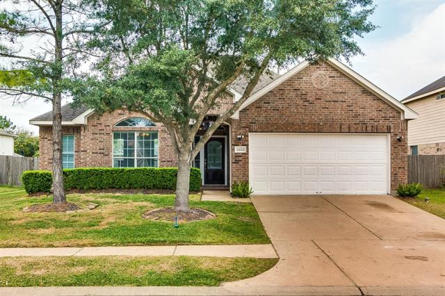 24322 Lanning Drive, Katy, TX 77493 (MLS #36922258) :: The SOLD by George Team