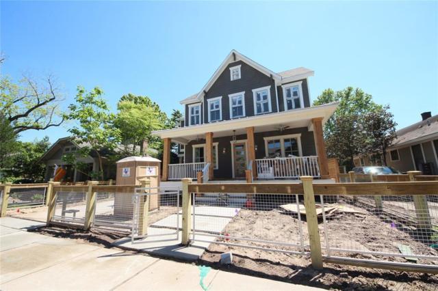 912 Merrill Street, Houston, TX 77009 (MLS #36943570) :: Texas Home Shop Realty