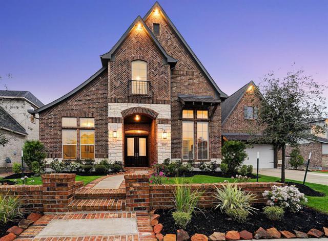 16715 Cedar Yard Lane, Cypress, TX 77433 (MLS #36945280) :: The SOLD by George Team