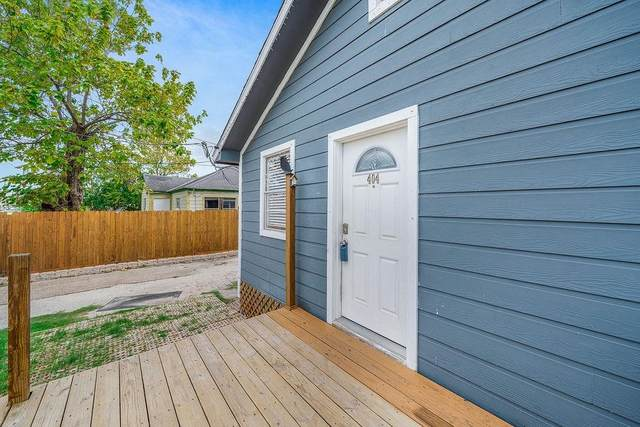 404 N Burr Street, Houston, TX 77011 (MLS #36947344) :: Green Residential