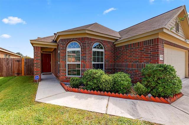 2549 Hallmark Oak Street, Spring, TX 77386 (MLS #36954724) :: The SOLD by George Team