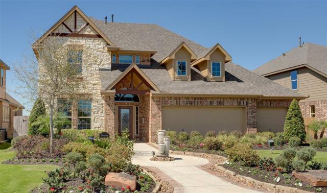 325 Woodway Drive, League City, TX 77573 (MLS #36967020) :: The Heyl Group at Keller Williams
