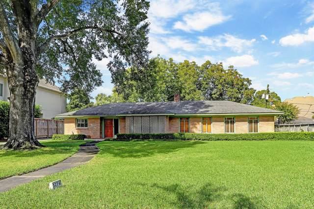 5276 Cedar Creek Drive, Houston, TX 77056 (MLS #36968991) :: The Jill Smith Team