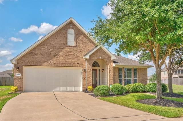 8503 Clarkman Ridge Lane, Cypress, TX 77433 (MLS #36969929) :: The Jill Smith Team