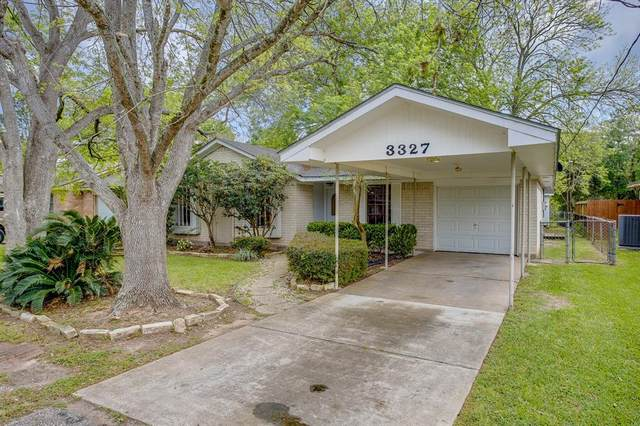 3327 Beasley Avenue, Needville, TX 77461 (MLS #36975445) :: The Sansone Group