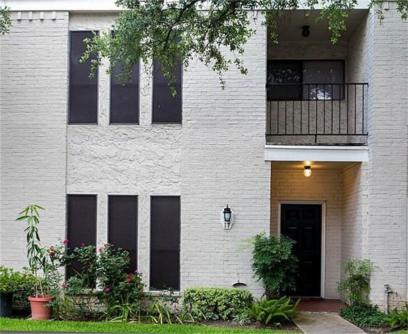 1330 Augusta Drive #17, Houston, TX 77057 (MLS #36987386) :: Guevara Backman