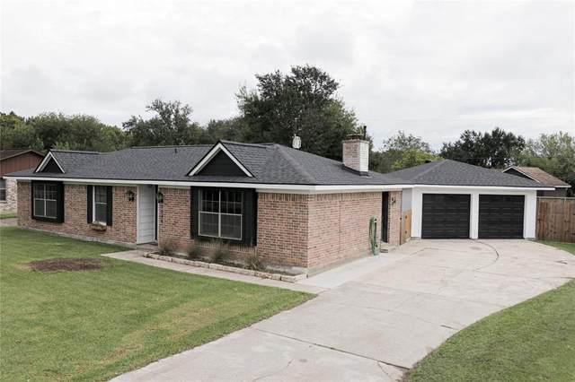 1030 County Road 284, Alvin, TX 77511 (#36990809) :: ORO Realty
