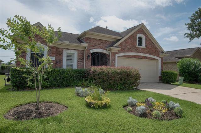 418 Twin Timbers Lane, Kemah, TX 77565 (MLS #36991837) :: Texas Home Shop Realty