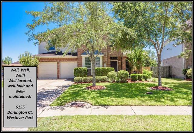 6155 Darlington Court, League City, TX 77573 (MLS #3699998) :: Texas Home Shop Realty