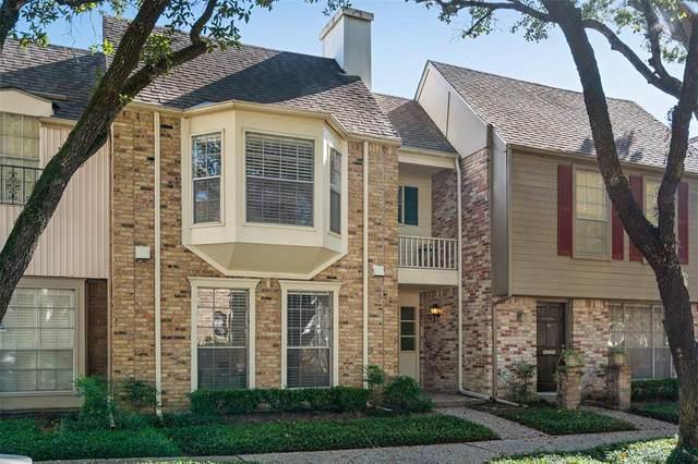 13212 Trail Hollow Drive #3212, Houston, TX 77079 (MLS #37003147) :: Christy Buck Team