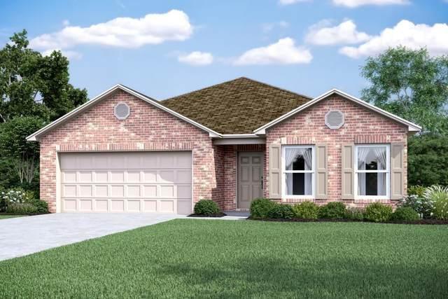 634 E Fairway Lake Drive, Alvin, TX 77511 (MLS #37007379) :: The Freund Group