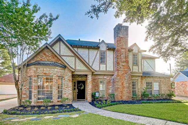 1619 Leatherwood Drive, Katy, TX 77450 (MLS #37008677) :: The Heyl Group at Keller Williams